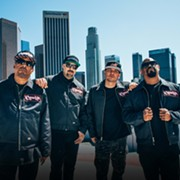 In Advance of Their Upcoming Masonic Auditorium Show, Cypress Hill's Sen Dog and Hollywood Undead's George 'Johnny 3 Tears' Ragan Talk About That Infamous West Coast High