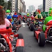 Super Mario Kart Go Kart Racing Comes to Life in Cleveland Sept. 14