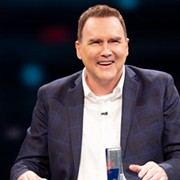 Norm Macdonald Brings a Standup Show to Cleveland This Fall