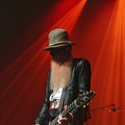 ZZ Top to Bring Its 50th Anniversary Tour to Jacobs Pavilion at Nautica