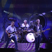 Pink Floyd's Nick Mason Looks Back at the Band's Formative Years at Akron Civic Show