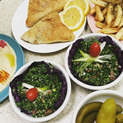 Zuzu's Meals in Rockefeller Building Offers Homemade Middle Eastern Food