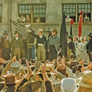 Mike Leigh's Historical Epic 'Peterloo' is More like Peter-Snooze