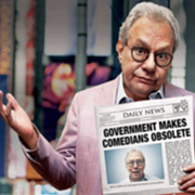 Lewis Black to Perform at MGM Northfield Park Center Stage in October