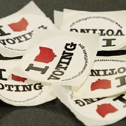The 'I Ohio Voting' Sticker is Getting Replaced, And You Can Vote For the New One Now