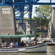The Metroparks' Water Taxi Starts Up Today, is Once Again Free for Riders