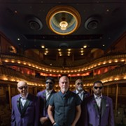 Marc Cohn and the Blind Boys of Alabama to Bring Some 'Joyful Noise' to Cain Park