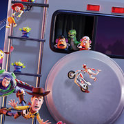 'Toy Story 4'-Themed RV Coming to Crocker Park on Tuesday
