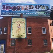 Bravo to Spotted Owl's Inspired Billboard Trolling Porco Lounge and Tiki Room From Porco's Own Roof