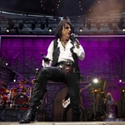 Alice Cooper Brings a Potent Mix of Shlock and Shock to Jacobs Pavilion at Nautica
