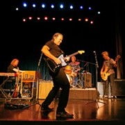 TNT Tour Featuring Tinsley Ellis and Tommy Castro Coming to the Kent Stage in November