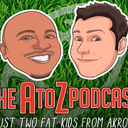 Broken Hands and Birthday Cakes — The A to Z Podcast With Andre Knott and Zac Jackson