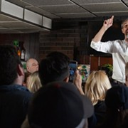 Beto O'Rourke Heads to Kent State University Next Week to Try And Convince Voters His Campaign is Going Fine