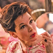 A Star is Reborn in Fresh Judy Garland Biopic