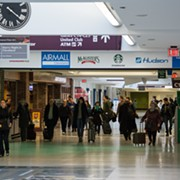Cleveland Hopkins Airport Second Worst in J.D. Power Customer Satisfaction Survey of Mid-Size Airports
