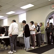 Ohio Nearly Mistakenly Purged 40,000 Voters, Including Head of Voter Rights Group, New Report Finds