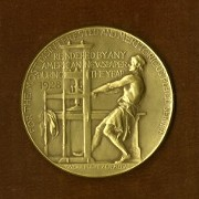 Amidst Office Move, Akron Beacon Journal's Pulitzer Prize Medal Has Been Stolen