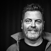 In Advance of His Nov. 23 Show at the State Theatre, Actor and Writer Nick Offerman Talks About Overcoming Our Current Malaise