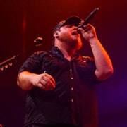 Luke Combs' Working Class Anthems Resonate with a Sold-Out Crowd at Rocket Mortgage FieldHouse