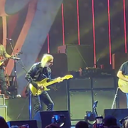"Joe Walsh Joined the Black Keys to Play Glenn Schwartz's ""Water Street"" in L.A."
