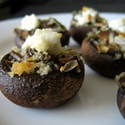 Stuffed Mushrooms are Apparently an Ohio Thanksgiving Favorite, a New Study Says, But We Call BS