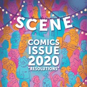 The 2020 Comics Issue