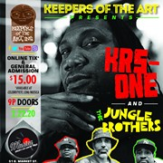 KRS-One and the Jungle Brothers to Play the Annual Hip-Hop Preservation Project Showcase