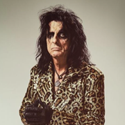 Alice Cooper Coming to Blossom in June