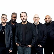 Dave Matthews Band Returns to Blossom in June