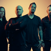 Update: Disturbed Announces a New Blossom Date for Its the Sickness 20th Anniversary Tour