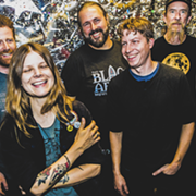 Touring Behind a Terrific Second Album, Sarah Shook and the Disarmers Come to the Beachland Ballroom Next Week
