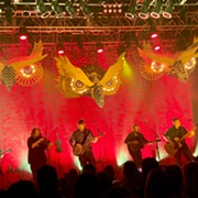 Trampled by Turtles Deliver Terrific Show in Cleveland, Both Patient and Aggressive