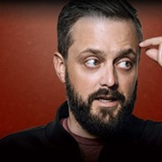 Comedian Nate Bargatze Coming to the Agora in May
