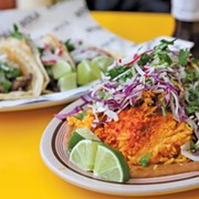 Superbly Prepared Meats Star in a Trim Menu of Tacos and Tostadas at Hola in Lakewood