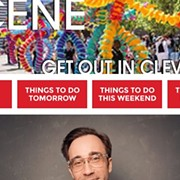 Cleveland Scene Has a New and Improved Weekly Events Newsletter