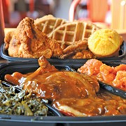New home, Same Comforting Soul Food at Angie's on Carnegie