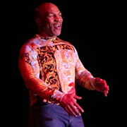 Mike Tyson Openly Talks About His Trials and Tribulations During Entertaining Performance at MGM Northfield Park — Center Stage