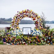 Today's One Good Thing: The 'Living Billboard' at Edgewater Beach