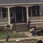 Today's One Good Thing: Sidewalk Concerts