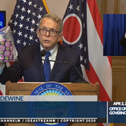 Gov. DeWine Clarifies That Employees Must Wear Masks But Customers Should But Don't Have to After Saying Widely Recommended Practice Was Completely Optional Earlier Today One Day After Saying It Was Mandatory But Also Do Wear a Mask Please and Thank You
