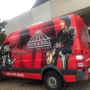 Rock Hall Van to Bring Music to Neighborhoods and Food Distributions