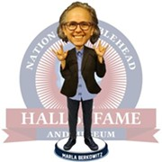 You Better Believe There is Now a Bobblehead for Ohio Sign-Language Interpreter Marla Berkowitz