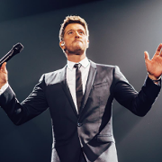 Update: Michael Bublé Reschedules Rocket Mortgage FieldHouse Date for October
