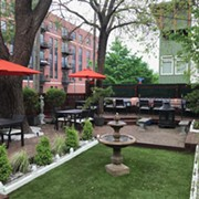 First Look: All Saints Public House Unveils New Patio as Battery Park Eatery Reopens