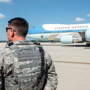 Gov. DeWine Endorses Wright-Patterson Air Force Base as Possible Future Headquarters for U.S. Space Command