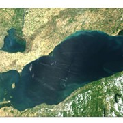 Forecasts Predict Smaller Lake Erie Algal Bloom for 2020