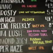 Market Garden Brewery Now Serving 'Freekly,' a Special Beer to Celebrate Scene's 50th Anniversary