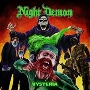 New Night Demon B-Side Features Previously Unreleased Song Recorded Live at the Beachland in 2017