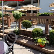 Tommy's Restaurant on Coventry to Utilize Former Patio of Panini's Bar and Grill, Which has Permanently Closed