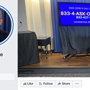 Mike DeWine's Facebook Page Shows Why Ohio Can't Have Nice Things